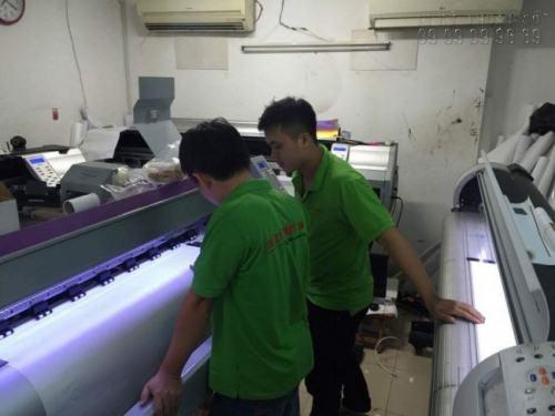 Công ty In Kỹ Thuật Số luôn mang đến thành phẩm in ấn chất lượng cao, nhanh chóng và kịp thời nhất cho khách hàng bởi công ty đã mạnh dạn đầu tư hệ thống máy in hiện đại của Nhật, cho bản in sắc nét và ấn tượng nhất theo yêu cầu của khách hàng