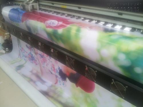 In phông cưới nhanh, rẻ, đẹp từ chất liệu bạt hiflex chất lượng cao tại Công ty In Ấn - TP HCM