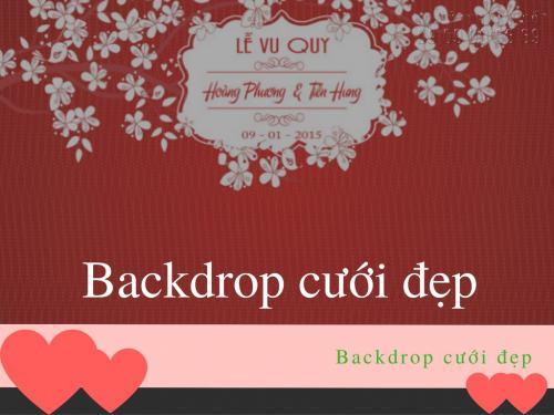 Ý tưởng thiết kế backdrop cưới hiện đại, in backdrop cưới đẹp, 950, Nguyễn Liên, InKyThuatso.com, 02/11/2016 11:36:05