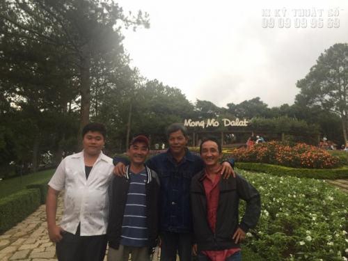 Tour Đà Lạt 2016 In Kỹ Thuật Số
