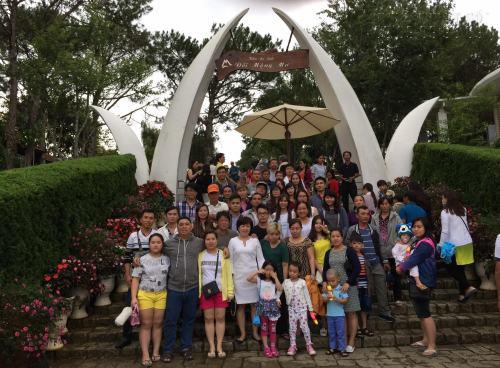 Tour Đà Lạt đầu năm 2016 của đội ngũ nhân viên In Kỹ Thuật Số, 955, Huyen Nguyen, InKyThuatso.com, 15/05/2017 12:04:03