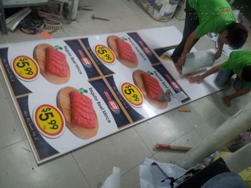 Cán bồi format cho PP giới thiệu sản phẩm tại cửa hàng, siêu thị cho người nước ngoài tại Thảo Điền, Quận 2