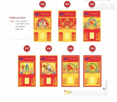 In lịch Tết lò xo 2017 chất lượng in tuyệt vời, 977, Nguyễn Liên, InKyThuatso.com, 21/11/2016 09:57:36