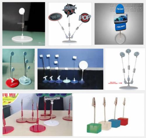 Công ty In Kỹ Thuật Số chuyên sản xuất wobbler để bàn đẹp, thiết kế đa dạng mẫu mã