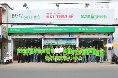 Liên hệ ngay với Công ty TNHH In Kỹ Thuật Số - Digital Printing ngay khi bạn có nhu cầu in Tờ rơi giá rẻ Bình Thạnh, TPHCM
