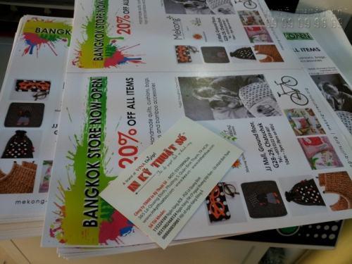 In Tờ rơi A5 trên giấy ảnh tuyệt đẹp với độ bóng sang trọng tại Công Ty In Kỹ Thuật Số 365 Lê Quang Định, Phường 5, Quận Bình Thạnh, Tp.HCM
