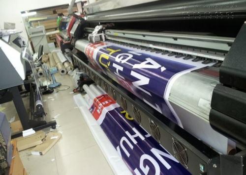 Công ty In Kỹ Thuật Số trang bị máy móc, công nghệ in Hiflex hiện đại nhất, in nhanh tại xưởng.