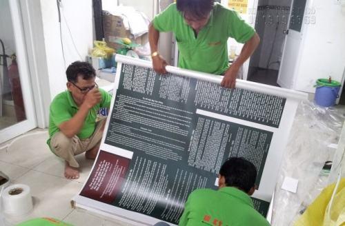 Công ty TNHH In Kỹ Thuật Số - Digital Printing Ltd có đội ngũ gia công in chuyên nghiệp, nhiệt tình luôn cho ra sản phẩm in chất lượng