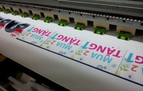 Công ty TNHH In Kỹ Thuật Số - Digital Printing Ltd sử dụng hệ thống máy in nhập khẩu từ Nhật Bản, mực in và chất liệu in tốt nhât nên luôn cho ra sản phẩm in đẹp, bền theo thời gian
