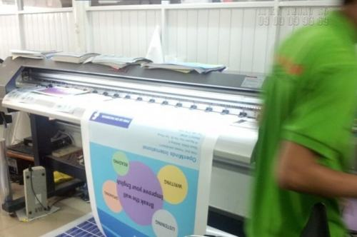Công ty TNHH In Kỹ Thuật Số chuyên nhận thiết kế, gia công in ấn PP với nguyên liệu có sẵn tại kho nên việc in ấn luôn được thực hiện ngay giúp giảm chi phí tối đa nhất cho khách hàng