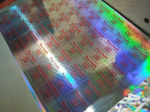 Tem nhãn decal phản quang giá rẻ, siêu đẹp, in nhanh tại Công ty TNHH In Kỹ Thuật Số