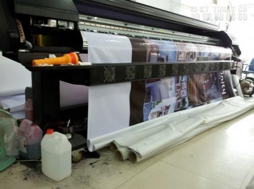 Máy in hiflex tại In Kỹ Thuật Số thuộc loại máy in khổ lớn, công nghệ hiện đại bật nhất cho ra những sản phẩm in hiflex chất lượng.