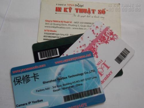 Thẻ nhựa - in thẻ Thẻ nhựa - in thẻ nhựa giá bao nhiêu ngay cùng với Công ty TNHH In Kỹ Thuật Số với công nghệ in nhanh chóng, siêu đẹp và giá rẻ giá bao nhiêu ngay cùng với Công ty TNHH In Kỹ Thuật Số để được đặt in nhanh chóng, siêu đẹp và giá rẻ
