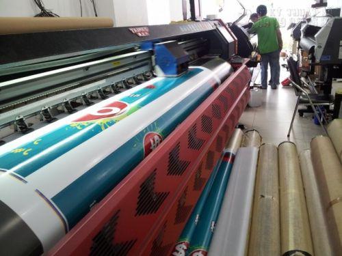 In Kỹ Thuật Số trang bị nhiều máy in hiflex khổ lớn giúp khách hàng có nhu cầu in nhiều, in nhanh ngay tại xưởng.