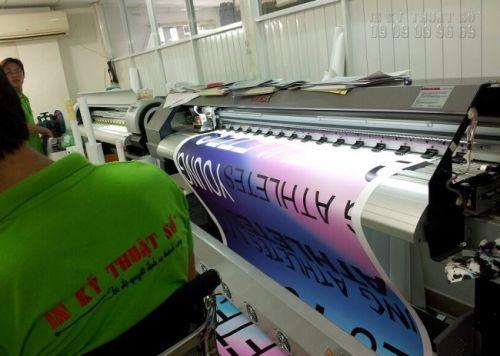 Đội ngũ của nhân viên tại Công ty TNHH In Kỹ Thuật Số - Digital Printing Ltd có nhiều năm kinh nghiệm, in ấn chuyên nghiệp và luôn bám sát quá trình in, đảm bảo cho ra những sản phẩm in PP chất lượng tuyệt đối.