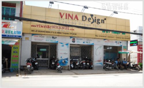 Trụ sở chính công ty TNHH IN KỸ THUẬT SỐ 365 Lê Quang Định, P5, Q. Bình Thạnh