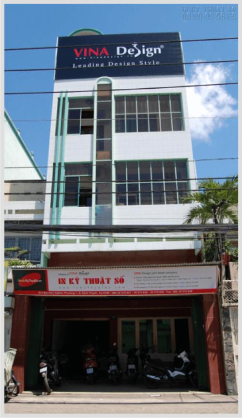 Chi nhánh IN KỸ THUẬT SỐ tại 213 Bùi Hữu Nghĩa, P1, Q. Bình Thạnh, TP.HCM