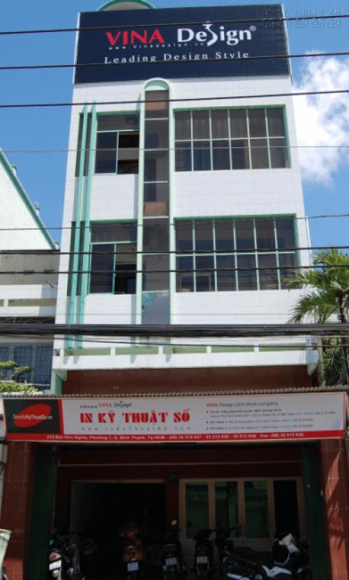 Chi nhánh IN KỸ THUẬT SỐ tại 213 Bùi Hữu Nghĩa, P1, Q. Bình Thạnh, TP.HCM.
