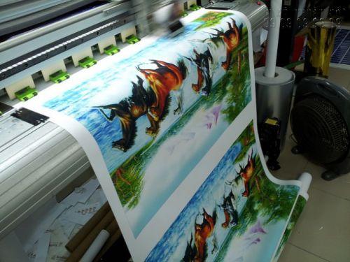 In tranh ngựa 3D - tranh treo tường chất liệu canvas