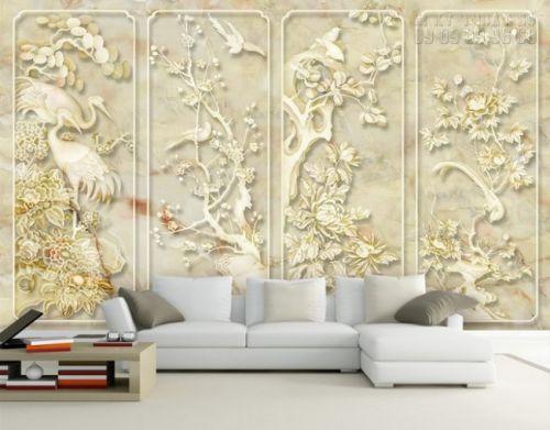 In tranh giả ngọc 3D Xuân Hạ Thu Đông - NG71