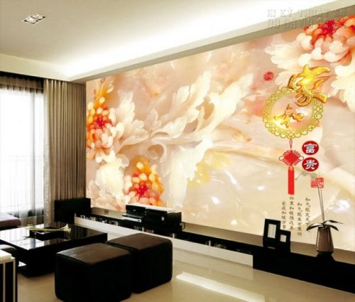 In tranh 3D giả ngọc - Hoa Cúc- NG31