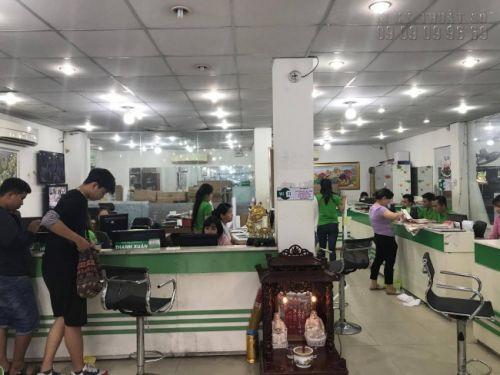 Văn phòng công ty In Kỹ Thuật Số tại 365 Lê Quang Định, phường 5, Bình Thạnh