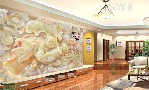 In tranh đá giả ngọc 3D - giá tranh 3D giả ngọc, 1223, Huyen Nguyen, InKyThuatso.com, 15/01/2018 13:56:54
