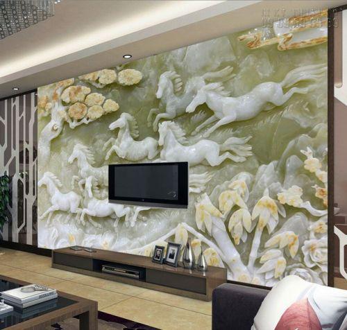 In tranh dán tường giả ngọc 3D, 1232, Huyen Nguyen, InKyThuatso.com, 22/01/2018 10:10:20