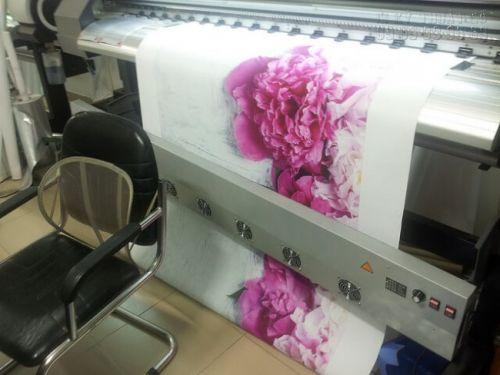 In canvas mực nước tại In Kỹ Thuật Số - in tranh hoa mẫu đơn