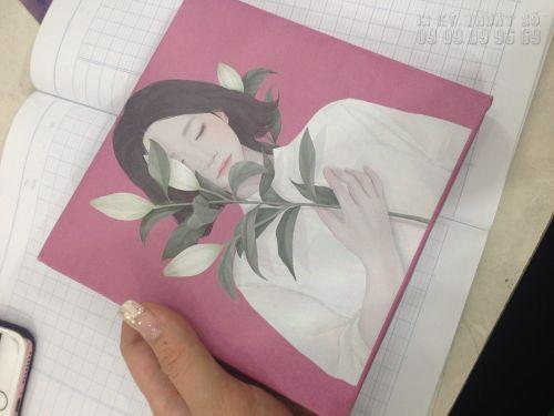 In tranh canvas TPHCM, 1245, Huyen Nguyen, InKyThuatso.com, 27/02/2018 14:56:53