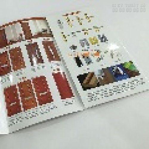 In brochure, in brochure giá rẻ, in brochure số lượng ít, báo giá in brochure, Trang 1