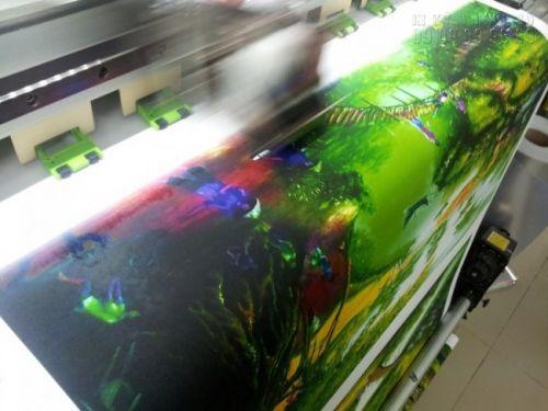 In tranh treo tường phòng khách khổ lớn - tranh vải canvas giá rẻ mực nước tại Bình Thạnh, TPHCM - công ty In Kỹ Thuật Số