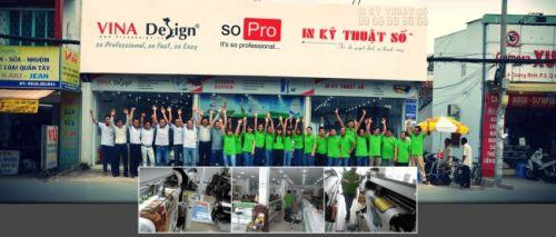 Công ty In Kỹ Thuật Số - 365 Lê Quang Định, phường 5, Bình Thạnh, HCM
