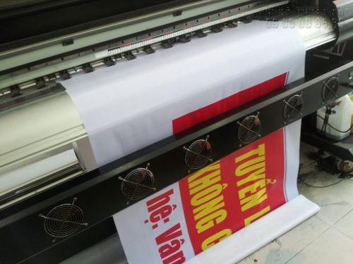 In phông bạt lấy ngay - in banner lấy ngay
