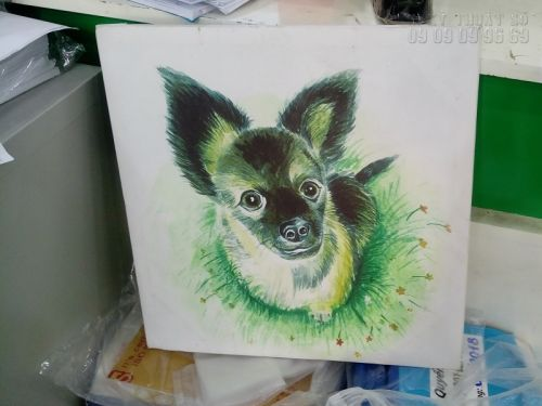 In tranh canvas HCM - in vải canvas - in tranh trên vải bố, 1283, Huyen Nguyen, InKyThuatso.com, 11/04/2018 14:06:55