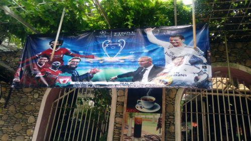Champion League - Giải bóng đá vô địch các câu lạc bộ châu Âu cho quán cafe tại Bình Thạnh, TPHCM