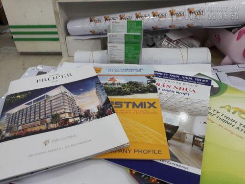 Giá in brochure - giá thiết kế brochure giá rẻ tại TPHCMGiá in catalogue - giá thiết kế catalogue giá rẻ tại TPHCM