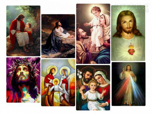 In tranh tượng Chúa đẹp Tp HCM - In tranh ảnh Công giáo đẹp, 1311, Huyen Nguyen, InKyThuatso.com, 20/07/2018 10:12:39