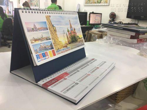 In lịch để bàn số lượng ít - In lịch để bàn giá rẻ TPHCM, 1332, Huyen Nguyen, InKyThuatso.com, 17/08/2018 10:13:12