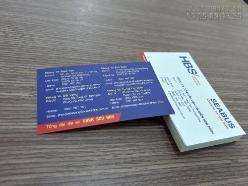 In card visit Bình Thạnh - Dịch vụ in ấn Bình Thạnh nhanh, giá rẻ, giao tận nơi TPHCM, 1345, Thanh Thúy, InKyThuatso.com, 29/09/2018 11:38:05