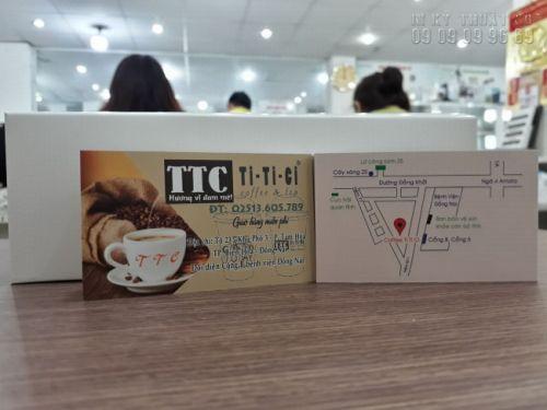 In card visit Gò Vấp 6
