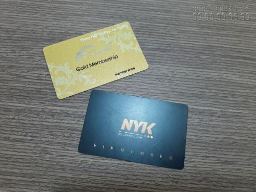 Cơ sở in thẻ nhựa số lượng ít TPHCM 1