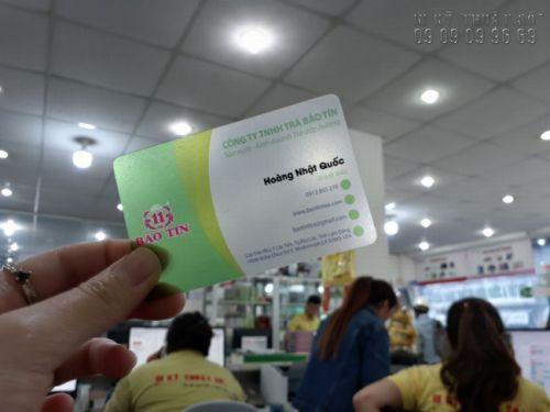 Cơ sở in thẻ nhựa số lượng ít TPHCM 2