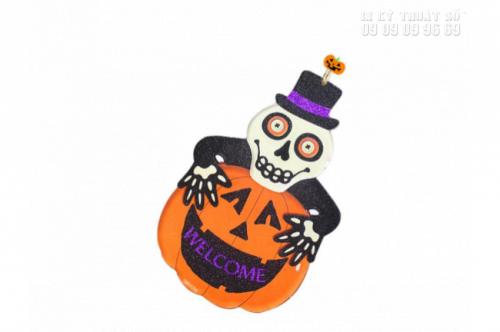 In PP cán format TPHCM làm mô hình con ma Halloween 9