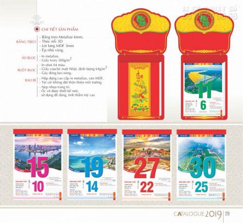 Báo giá in lịch tết tại TPHCM - Bình Dương - Đồng Nai - Long An 4