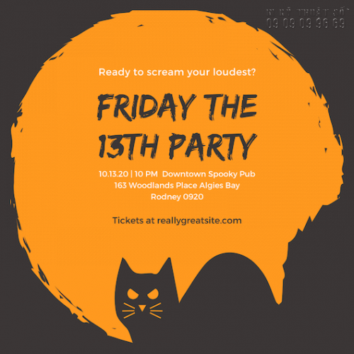 Giá in thiệp mời sự kiện Halloween Party, 1375, Thanh Thúy, InKyThuatso.com, 31/10/2018 13:53:15