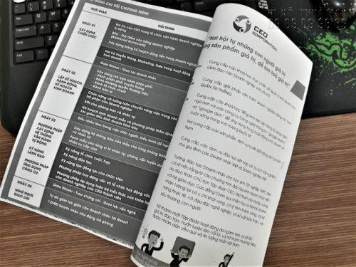 Thiết kế in ấn catalogue - Báo giá chi phí dàn trang in catalogue 1