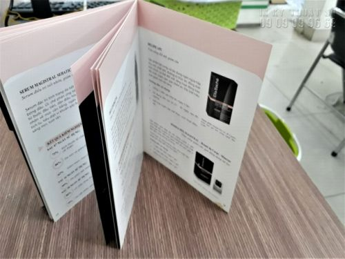 thiết kế catalogue TPHCM 5