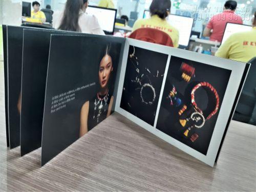 Thiết kế catalogue TPHCM - In catalogue giới thiệu sản phẩm
