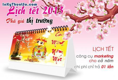 Bảng báo giá in lịch, 194, Minh Thiện, InKyThuatso.com, 15/10/2014 14:14:30